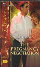 Buy The Pregnancy Negotiation - Kristi Gold ( INS2-24 )