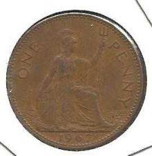 Buy GREAT BRITAIN 1 Penny 1967