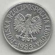 Buy 1983 Poland 50 Groszy