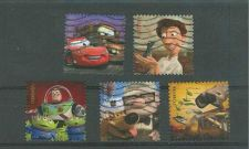 Buy 4553-57 Pixar Films: Send a Hello USED Complete Set Off-Paper