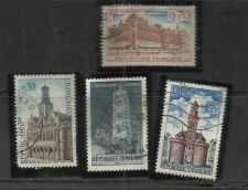 Buy FRANCE - 1967. Tourist Publicity - Set of 4