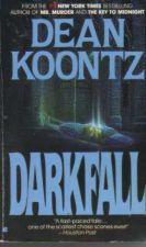 Buy Darkfall - Dean Koontz ( INS2-28 )