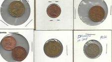 Buy COIN LOT 8 - Jamaica Germany Italy Canada Denmark - lot of 7 coins!