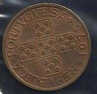 Buy PORTUGAL 50 CENTS 1975