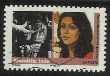 Buy FRANCE 2009 - FAMOUS WOMEN, NANDITA INDIAN ACTRESS