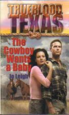 Buy A Cowboy Wants A Baby - Jo Leigh ( INS2-34 )