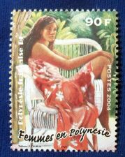 Buy FRENCH POLYNESIA 2004 - WOMAN