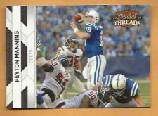Buy 2010 Panini Threads Peyton Manning #62 Colts