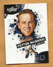 Buy 2010 Score NFL Players Peyton Manning #16 Colts