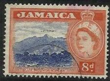 Buy Jamaica Blue Mountain Peak 8C postage stamp