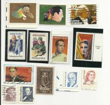 Buy Famous People Stamps Group 4 Arts and Medicine