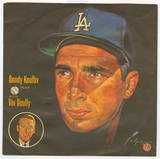 Buy 1960's Sandy Koufax Record with Picture Sleeve.