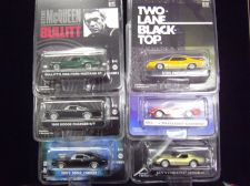 Buy Set of six Greenlight Hollywood series