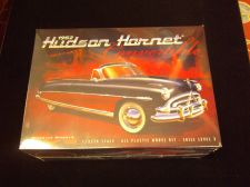 Buy 1952 Hudson Hornet convertible model kit