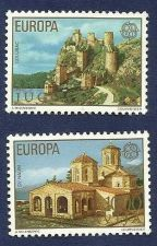 Buy Yugoslavia 1978 Europa/Castle/Church 2v set (n21708)