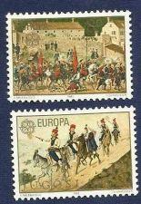 Buy Yugoslavia 715 Europa CEPT Yugoslavia year 1981 MNH Folclore