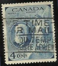 Buy Canada Alexander Graham Bell 4-cent (blue)