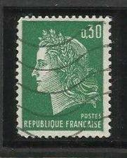 Buy France 1967-9 SG#1768a 30c Emerald Republique