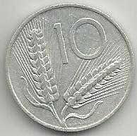 Buy Italy 1951 10 Cent D'Italia 10 Lire