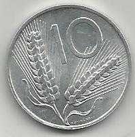 Buy Italy 1953 10 Cent D'Italia 10 Lire