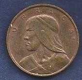 Buy Republic de Panama Un Cestimo 1961 Bronze 3.1G