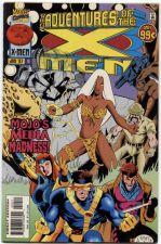Buy The Adventures of the X-Men Jan 1997 #10 Mojo's Media Madness