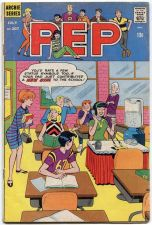 Buy Archie Series Pep July 1967 Mac #207