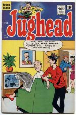 Buy Archie Series Jughead #129 Feb. 1966