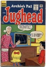 Buy Archie Series Archie's Pal Jughead #121 June 1965