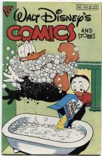 Buy Walt Disney Comics and Stories #540 July 1989 Gladstone Good used condition