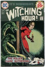 Buy The Witching Hour DC Comics Vol. 1 #46 Sept. 1974