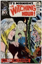 Buy The Witching Hour DC Comics Vol. 1 #18 Jan. 1972