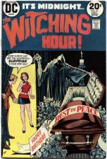 Buy The Witching Hour DC Comics Vol. 1 #37 Dec. 1973