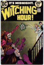 Buy The Witching Hour DC Comics Vol. 1 #36 Nov. 1973