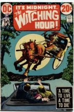 Buy The Witching Hour DC Comics Vol. 1 #29 Mar. 1973