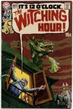Buy The Witching Hour DC Comics Vol. 1 #5 Nov. 1969