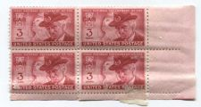 Buy 1949 Final National Encampment of the GAR 3c US Stamps x4