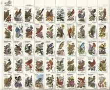 Buy 1982 State Birds Commemorative 20c Stamp Sheets x2 in Original Sales Folder