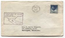 Buy 1946 5c Permanent Series Postage April 25 Canal Zone Balboa Heights Canceled