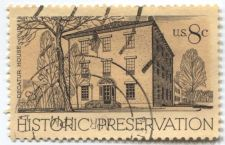 Buy 1971 8¢ Decatur House Historic Preservation Issue Good Used Cancelled