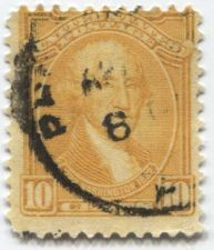 Buy 1932 10 Cent George Washington Last of Bicentennial Issue Stamps Good Used