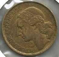 Buy France 20 Francs 1952B