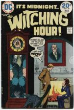 Buy The Witching Hour DC Comics Vol. 1 #40 March 1974 Good used