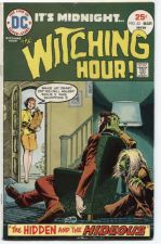 Buy The Witching Hour DC Comics Vol. 1 #52 March 1975 Good used