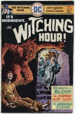 Buy The Witching Hour DC Comics Vol. 1 #59 Oct. 1975 Good used