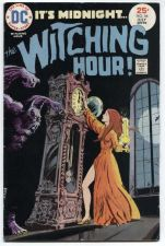 Buy The Witching Hour DC Comics Vol. 1 #56 July 1975 Good used