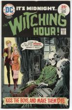 Buy The Witching Hour DC Comics Vol. 1 #55 June 1975 Good used