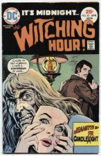 Buy The Witching Hour DC Comics Vol. 1 #53 April 1975 Good used