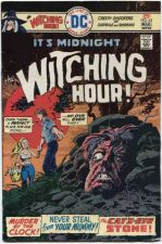 Buy The Witching Hour DC Comics Vol. 1 #62 March 1976 Good used