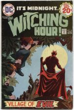 Buy The Witching Hour DC Comics Vol. 1 #43 June 1974 Good used